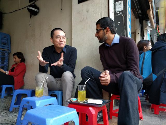 toan-canh-buoi-giao-luu-giua-ceo-google-va-cong-dong-startup-viet-nam